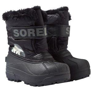 Sorel Unisex Childrens Shoes Boots Black Children