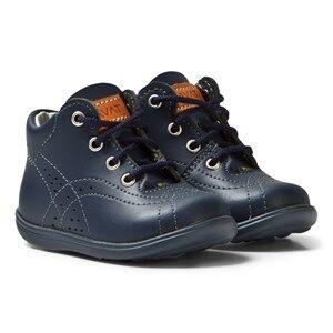 Kavat Unisex Boots Navy Edsbro XC Blue