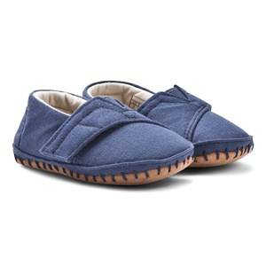 Toms Unisex Shoes Navy Crib Alpargatas Navy Canvas