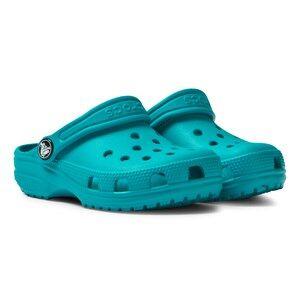 Crocs Unisex Sandals Blue Turquoise Classic Clogs
