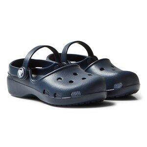 Crocs Unisex Sandals Navy Crocs Karin Clog KNavy