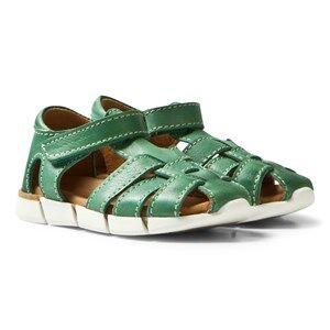 Bisgaard Unisex Sandals Green Sandals Green