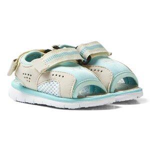 Reima Unisex Sandals Cream Tippy Sandals White Sand