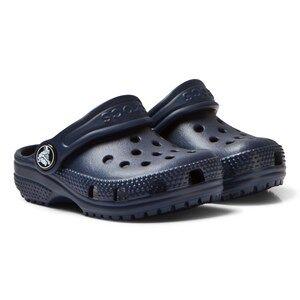 Crocs Unisex Sandals Navy Classic Clog Navy