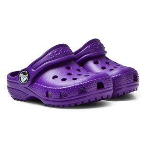 Crocs Unisex Sandals Purple Classic Clog Ultra Violet