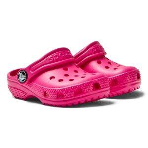 Crocs Girls Sandals Pink Classic Clog Candy Pink