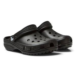 Crocs Unisex Sandals Black Classic Clog Black