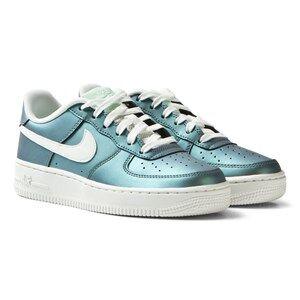 NIKE Boys Sneakers Green Air Force 1 LV8 Sneakers Fresh Mint