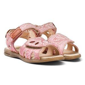 Kavat Girls Sandals Pink Midgård EP Coral
