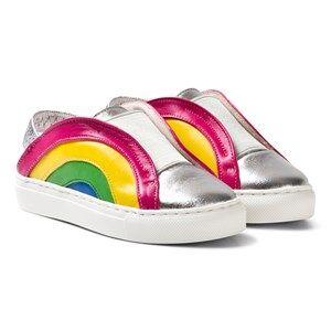 Minna Parikka Girls Sandals Silver Silver OZ Mini Sandles