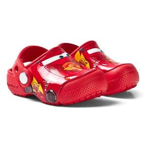 Crocs Unisex Sandals Red CrocsFunLab Cars Clog K  Flame