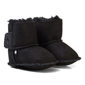 Image of Molo Unisex Boots Black Dust Baby Shoes Black