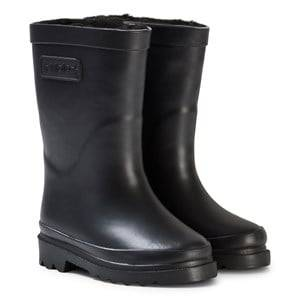 Image of Molo Unisex Boots Black Strong Wellies Pirate Black