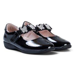 Lelli Kelly Girls Shoes Black Love Black Patent Shoes
