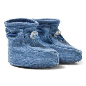Joha Unisex Boots Blue Booties Blue