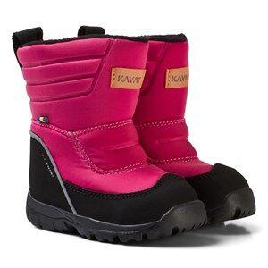 Kavat Girls Boots Pink Voxna WP Boots Cerise