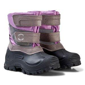 Mikk-Line Unisex Boots Purple Winter Boots Violet