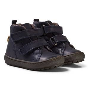 Bisgaard Unisex Boots Blue Boots Blue