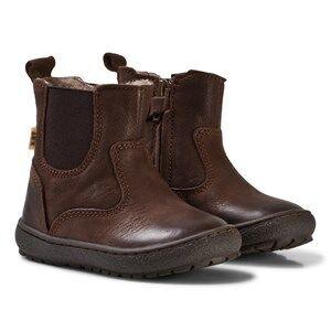Bisgaard Unisex Boots Brown Boots Brown
