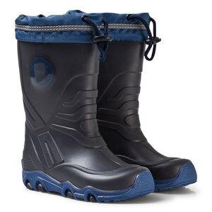 Reima Unisex Boots Navy Slate Rain Boots Navy