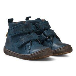 Bisgaard Unisex Boots Green Boots Petrolio Green
