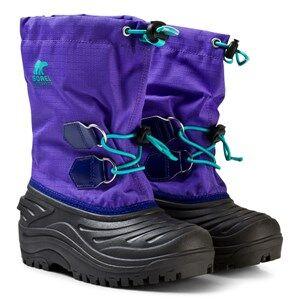 Sorel Girls Boots Purple Kid