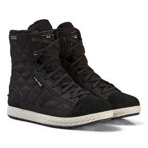 Viking Unisex Boots Black ZIP GTX Sneaker Black/Grey