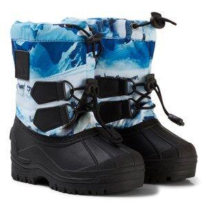 Molo Unisex Boots White Driven Boots Husky