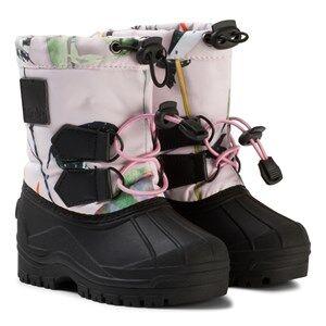 Molo Unisex Boots Grey Driven Boots Petals