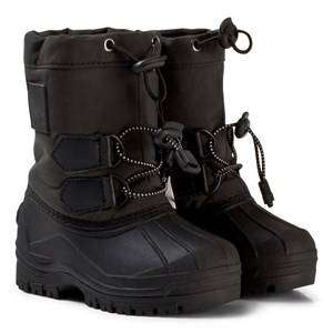 Image of Molo Unisex Boots Black Driven Boots Pirate Black