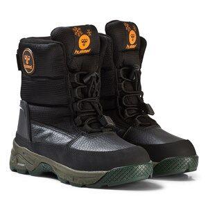 Hummel Unisex Boots Black Snow Boot Low Jr Black