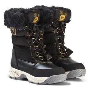 Hummel Unisex Boots Black Snow Boot Jr Black