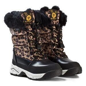 Hummel Unisex Boots Black Snow Boot Leo Jr Black