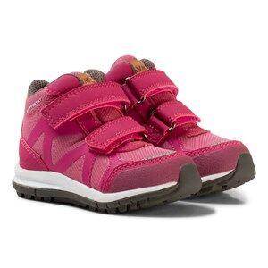 Kavat Girls Sneakers Pink Iggesund WP Cerise