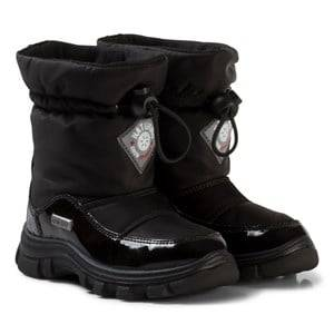 Naturino Unisex Boots Black Varna Waterproof Boots Black