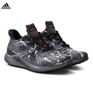 adidas Performance Boys Sneakers Black Star Wars Alphabounce Junior Trainers