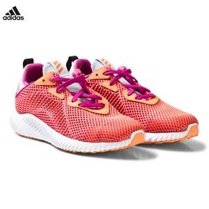 adidas Performance Girls Sneakers Pink Coral Alphabounce Kids Trainers