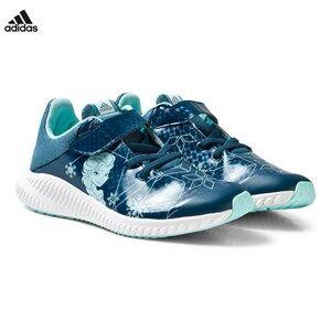 adidas Performance Boys Sneakers White Disney Frozen FortaRun Kids Trainers
