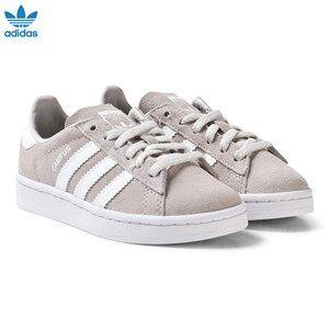 adidas Originals Unisex Sneakers Grey Grey Kids Campus Trainers