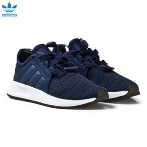 adidas Originals Boys Sneakers Navy Navy X PLR Kid´s Trainers