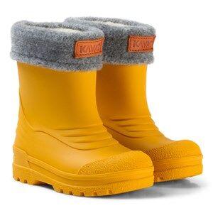 Kavat Unisex Boots Yellow Gimo WP Yellow