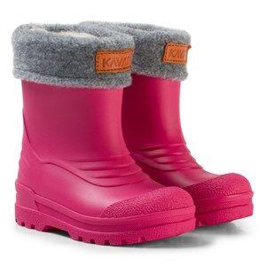 Kavat Girls Boots Purple Gimo WP Cerise