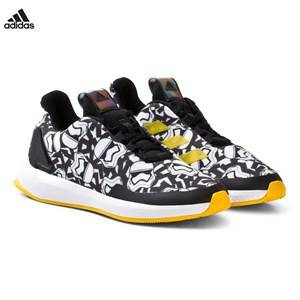 adidas Performance Boys Sneakers Black Black Star Wars Kids Trainers