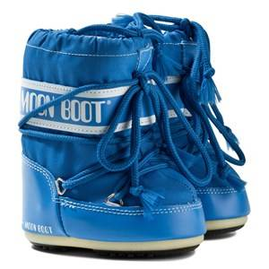 Image of Moon Boot Moon Boot Mini Azure Snow boots