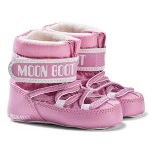 Image of Moon Boot Moon Boot Crib Pink Snow boots