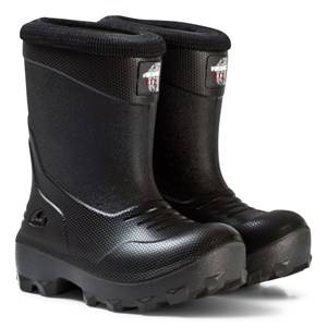 Viking Frost Fighter Boots Black/Grey Wellingtons