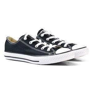 Converse Black All Star Low Top Sneakers Lasten kengt 28.5 (UK 11)