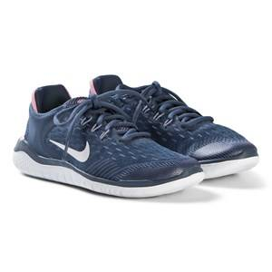 Image of NIKE Diffused Blue Free Run Junior Shoes Lasten kengt 27.5 (UK 10)