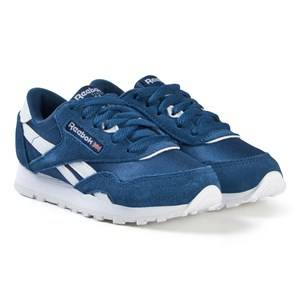 Reebok Blue Classic Sneakers Lasten kengt 27 (UK 10)