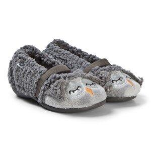 Victoria Animal Slippers Anthracite Lasten kengt 26 EU